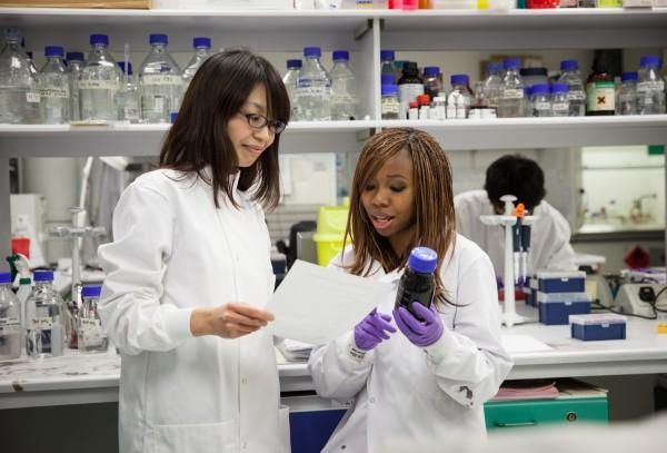 Trainee researchers