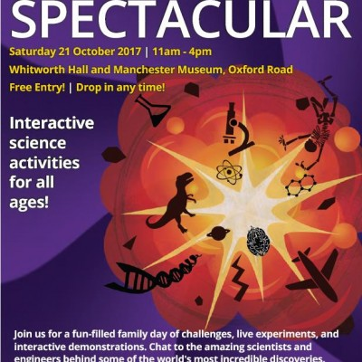 Dermatology researchers take part in Science Spectacular 2017
