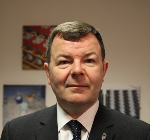 A photo of Professor Ian Bruce