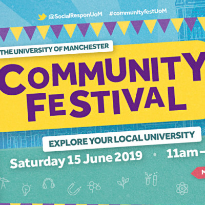 Manchester BRC's science comes alive in The Community Festival
