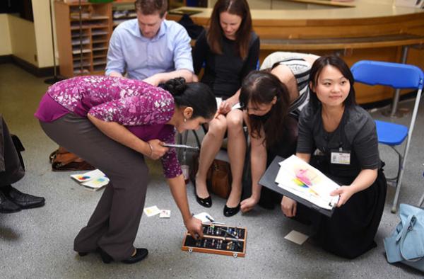 visual literacy training