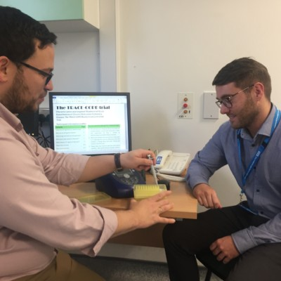 From placement to PhD? – A Manchester BRC research placement story