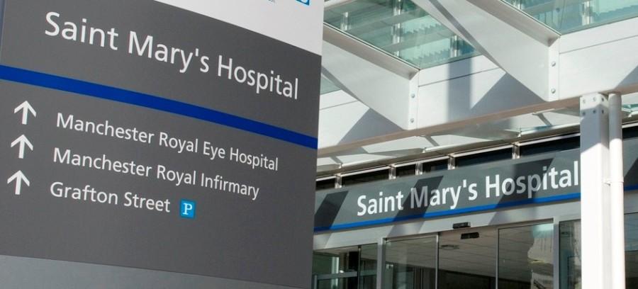 Saint Mary's Hospital, Manchester