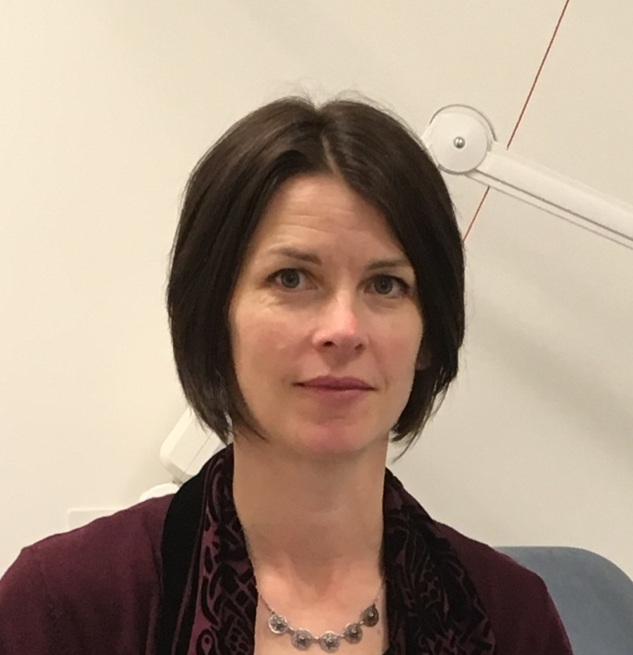 A photo of Dr Kirsty Rutter