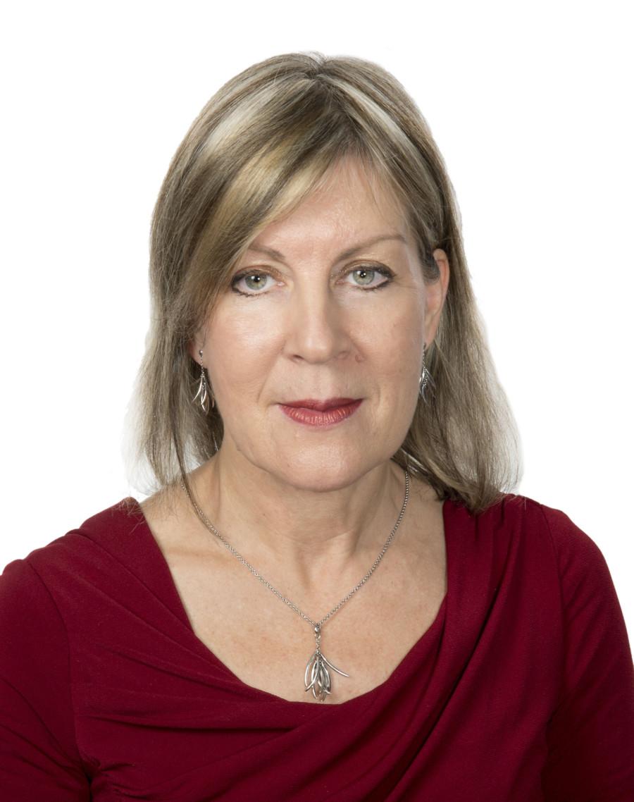 A photo of Professor Lesley Rhodes