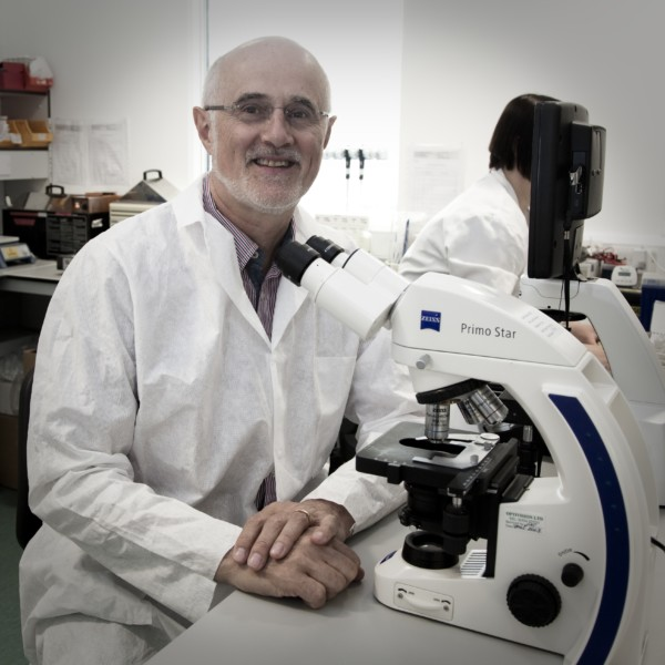 Professor Malcolm Richardson