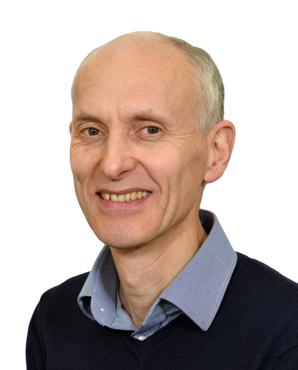 Dr Michael Stone, Co-lead of the Manchester BRC Hearing Device Research Centre