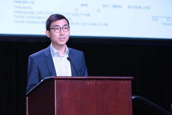 Dr Zenas Yiu