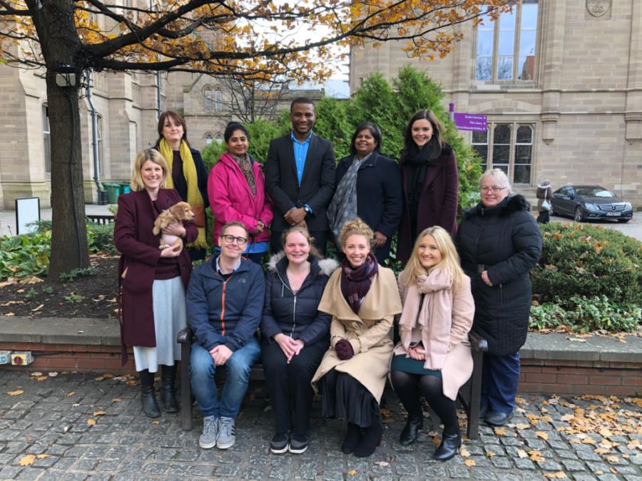 Saint Mary's Hospital Endometrial Cancer Research Team