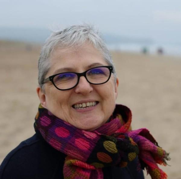 Image shows Dr Janet McDonagh